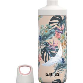 Kambukka Reno Insulated Bottle 500ml, paradise flowers